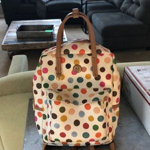 Tory Burch backpack rare